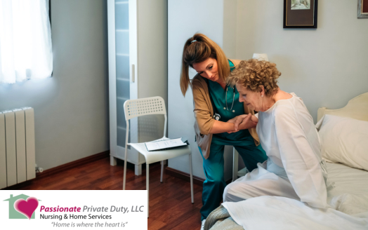 How Home Nursing Help Seniors Manage Arthritis Symptoms